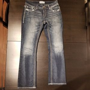 DayTrip blue jeans - new, never worn, size 28r BC